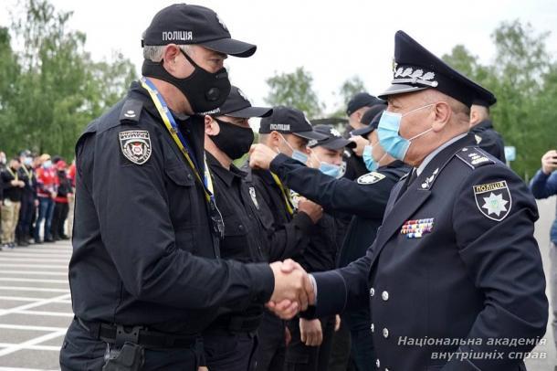 Турнір із практичної стрільби «Кубок Міністра внутрішніх справ України»