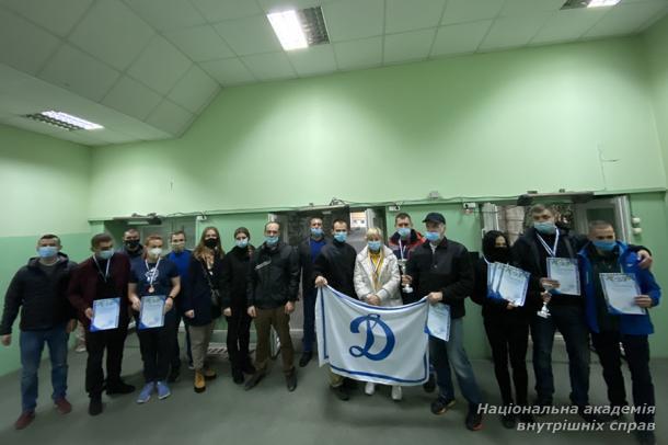 Перемога збірної академії на чемпіонаті з малокаліберної зброї