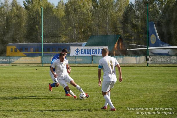 Команда «Динамо – Академія» виграла Кубок Чемпіонату України з футболу серед ЗВО